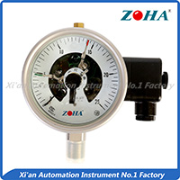YXD-100 150 photoelectric electric contact pressure gauge